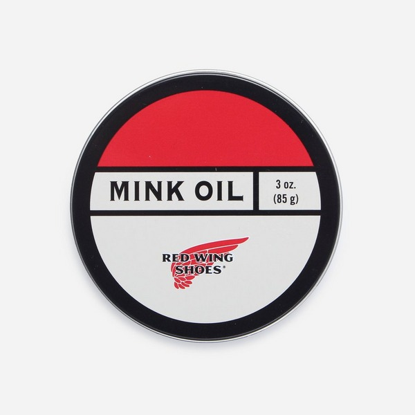 Red Wing Mink Oil