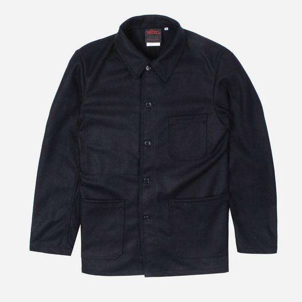Vetra No 4 Melton Wool Workwear Jacket