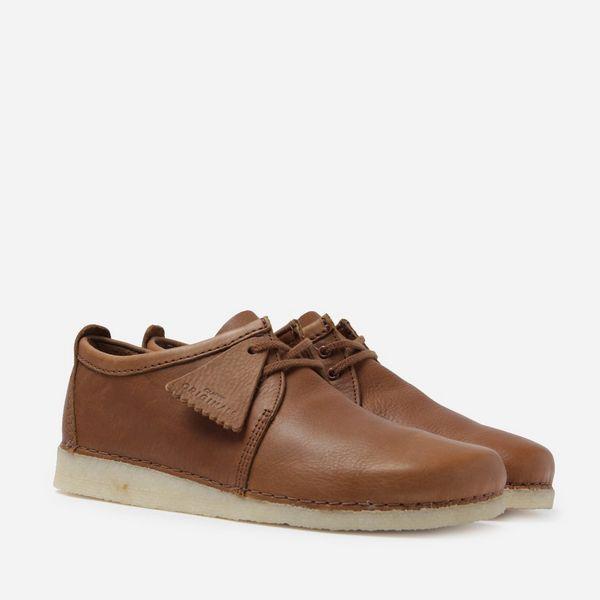 Clarks Originals Ashton Leather