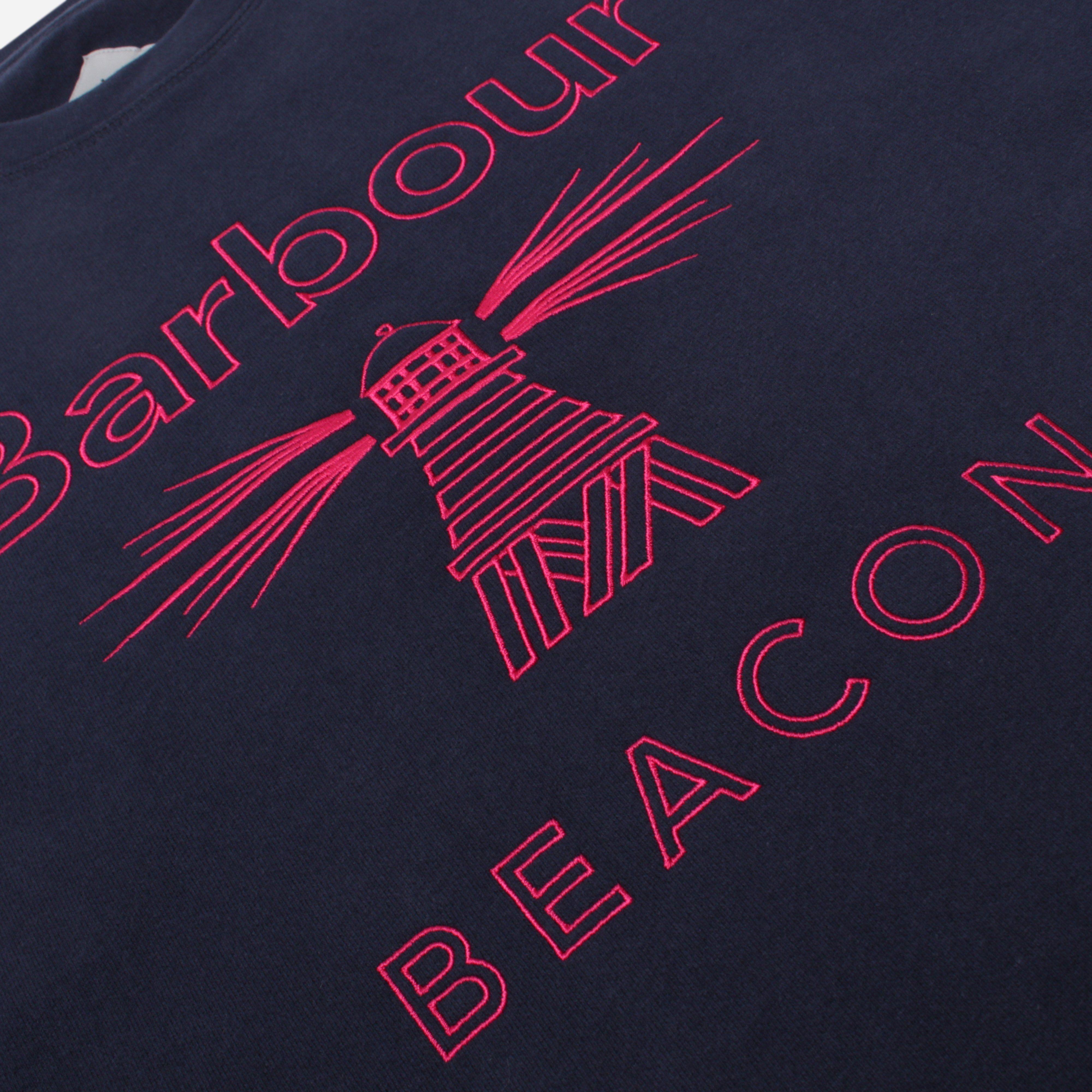 Barbour Beacon Stitch Crew Sweatshirt