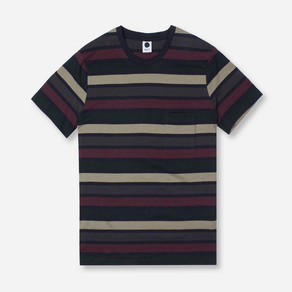 NN07 Barry Stripe T-Shirt