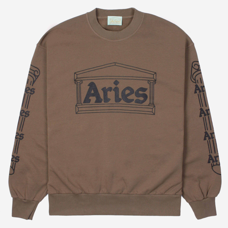 Aries Column Crew Sweat