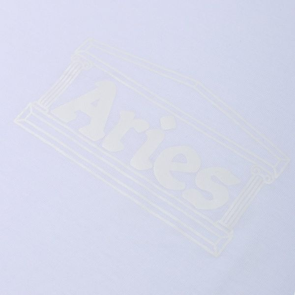 Aries Basic Temple T-Shirt