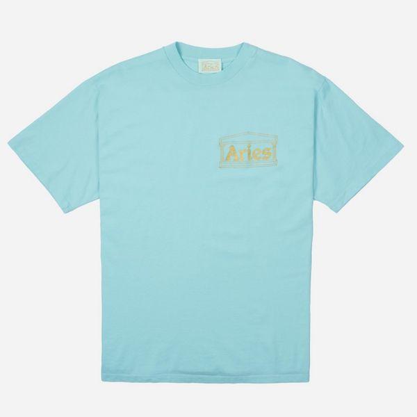 Aries Basic Temple T-Shirt