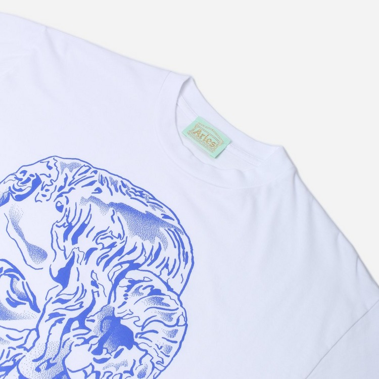 Aries Serapis Short Sleeve T-Shirt