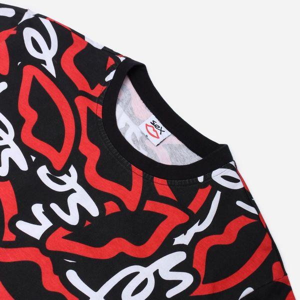 Sex Skateboards Camo Logo T-Shirt