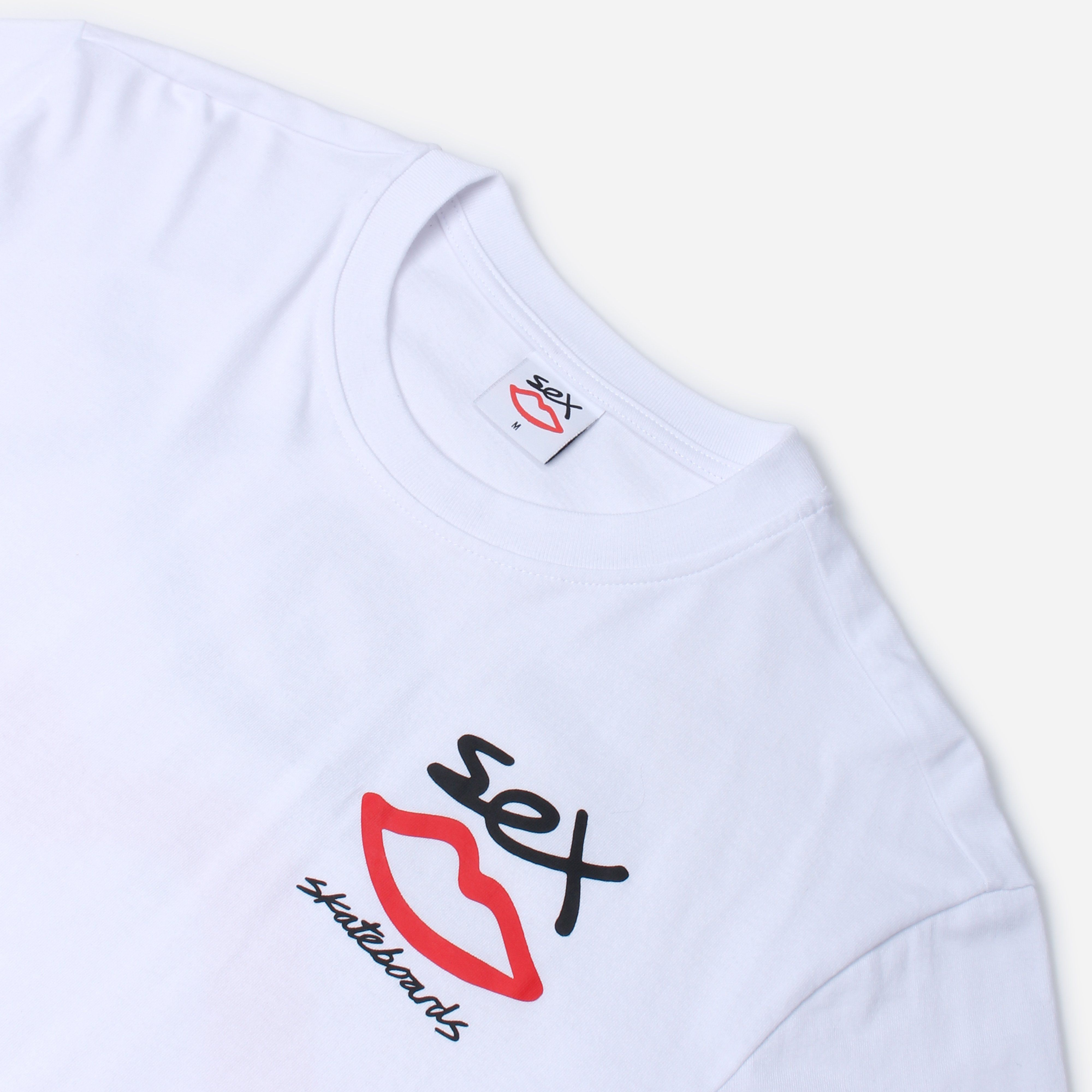Sex Skateboards Logo T-Shirt