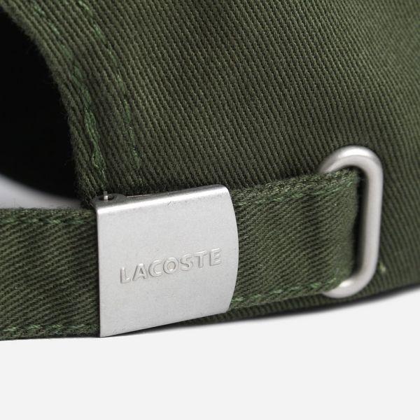 Lacoste Logo Cap