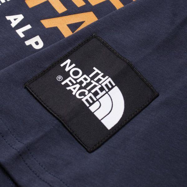 The North Face Fine Alpine Short Sleeve T-Shirt