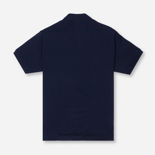 Lacoste Ribbed Collar Short Sleeve Polo Shirt