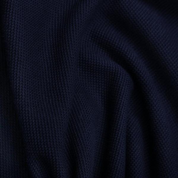 Lacoste Ribbed Collar Short Sleeve Polo Shirt