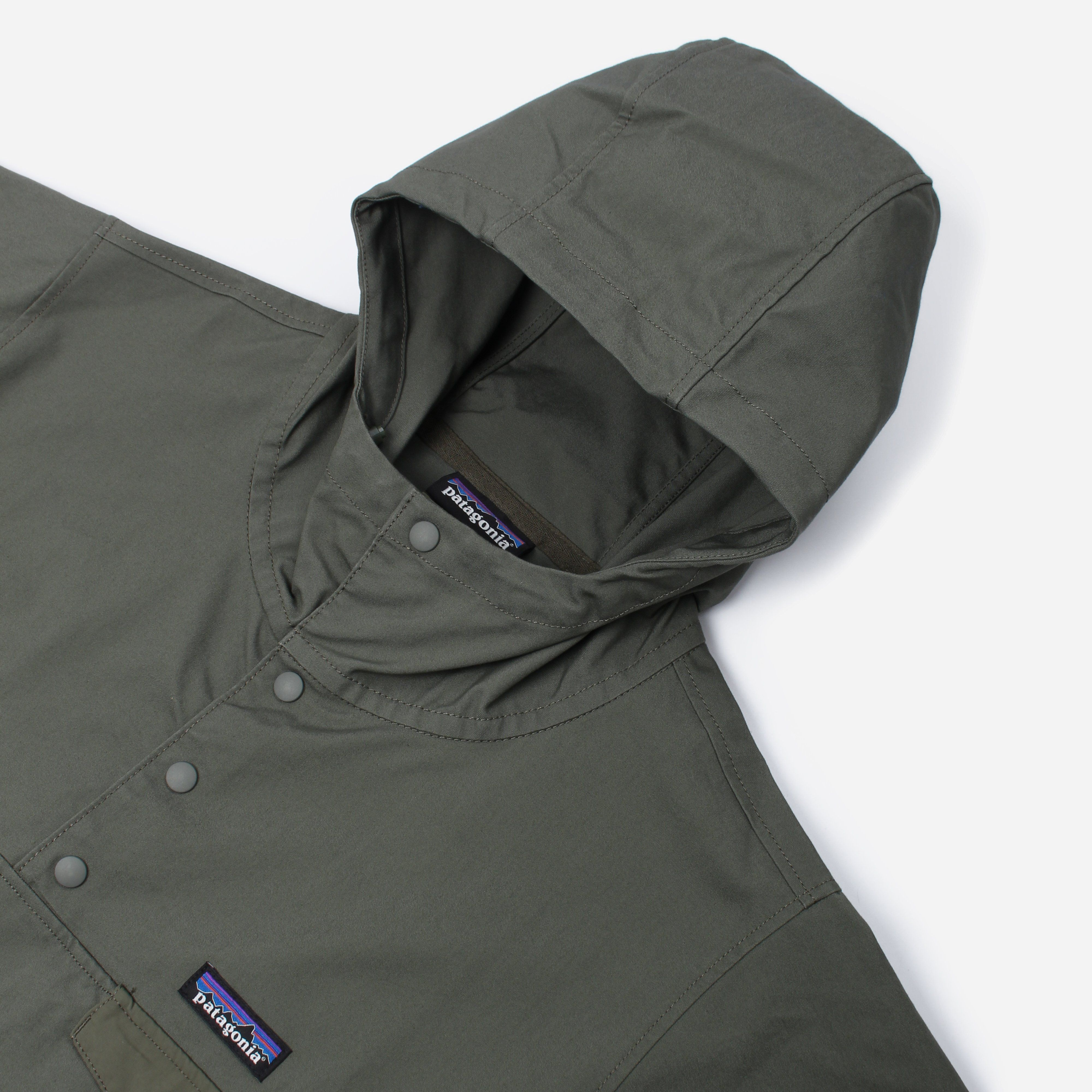 Patagonia Maple Grove Snap Pullover Jacket