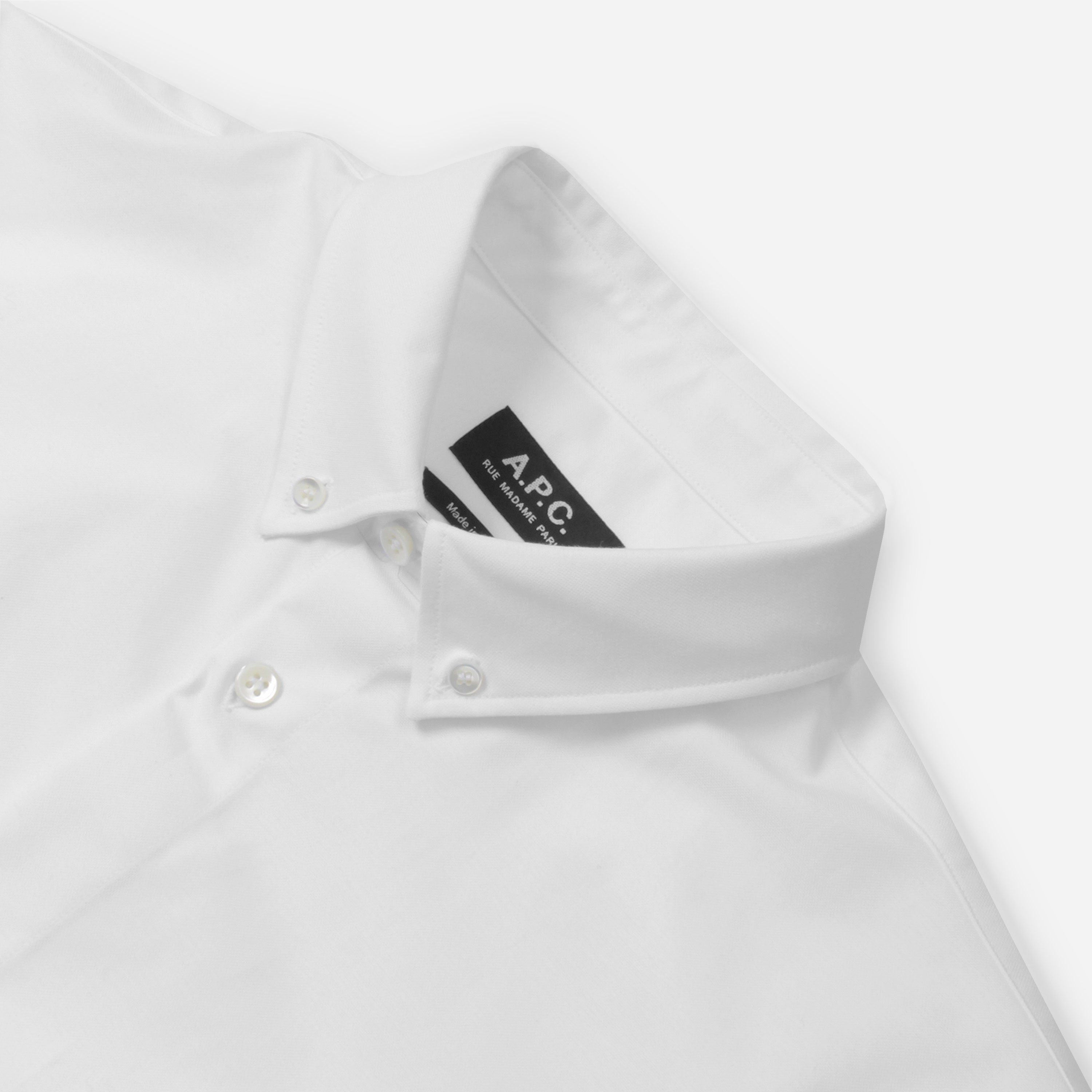 A.P.C. Chemise Button Down Shirt