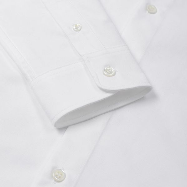 A.P.C. Chemise Button Down Long Sleeve Shirt
