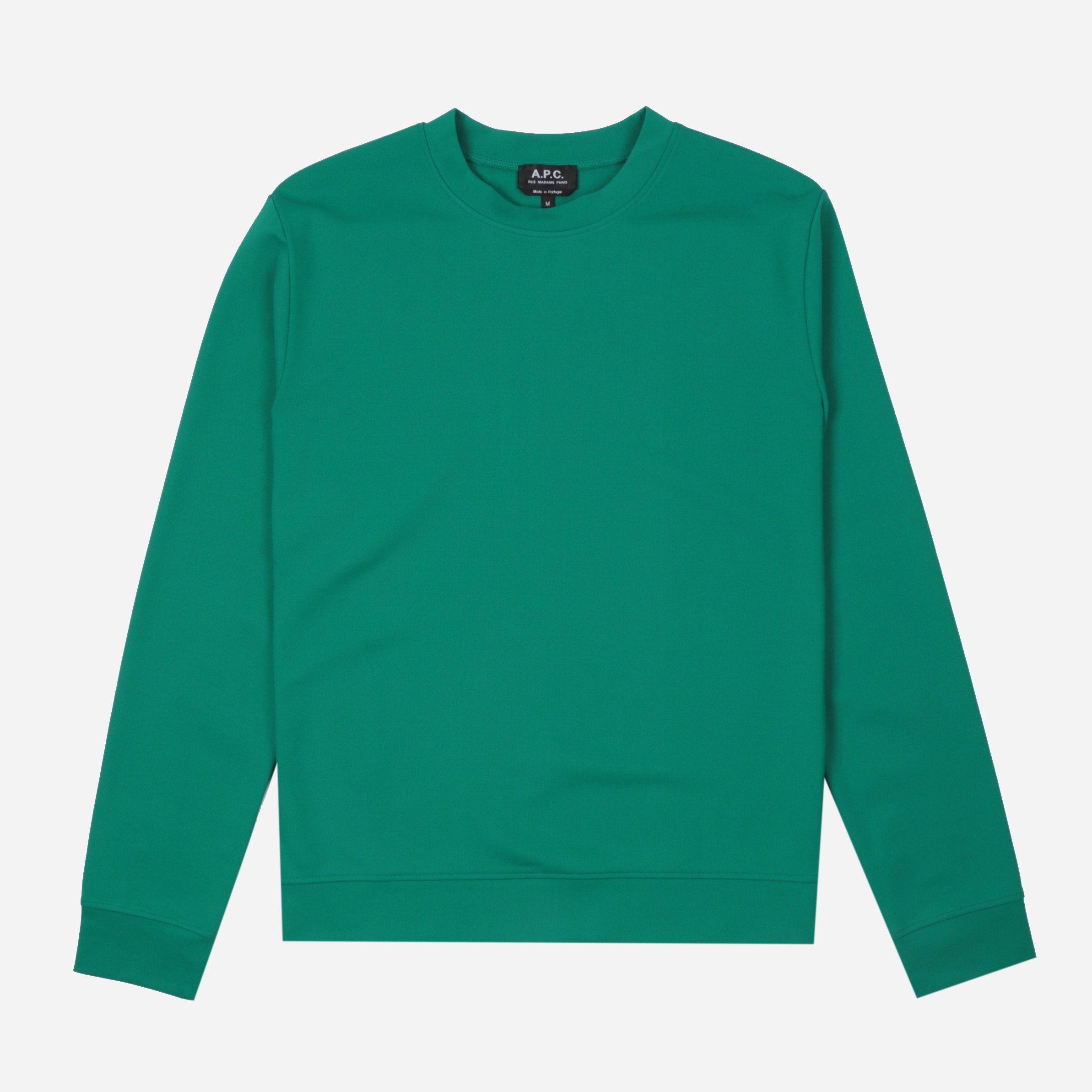 A.P.C. Boxy Sweatshirt