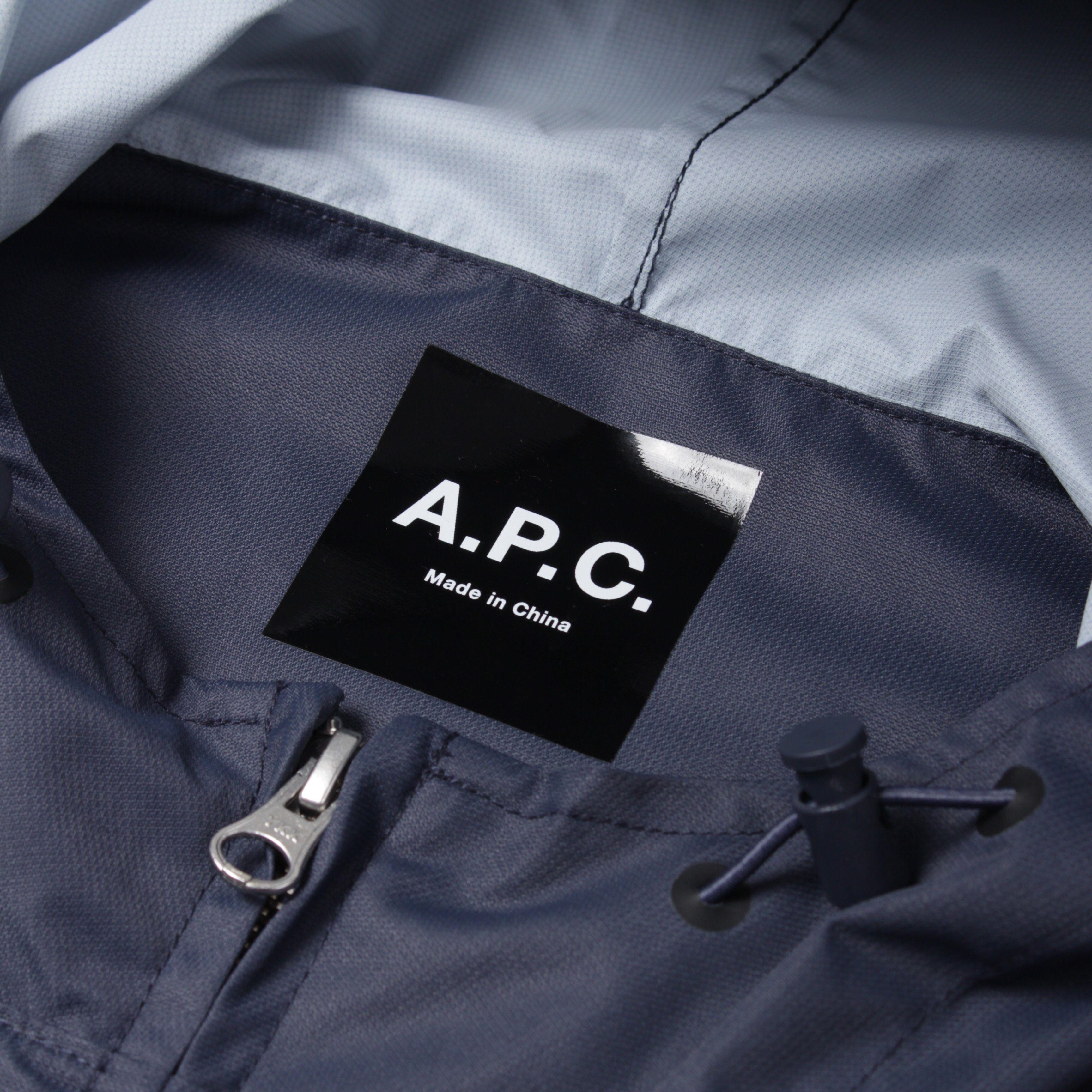 A.P.C. Coupe Vent Touitronic Jacket