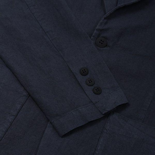 Folk Cotton Linen Blazer