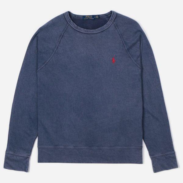 Polo Ralph Lauren Spa Terry Crew Sweatshirt
