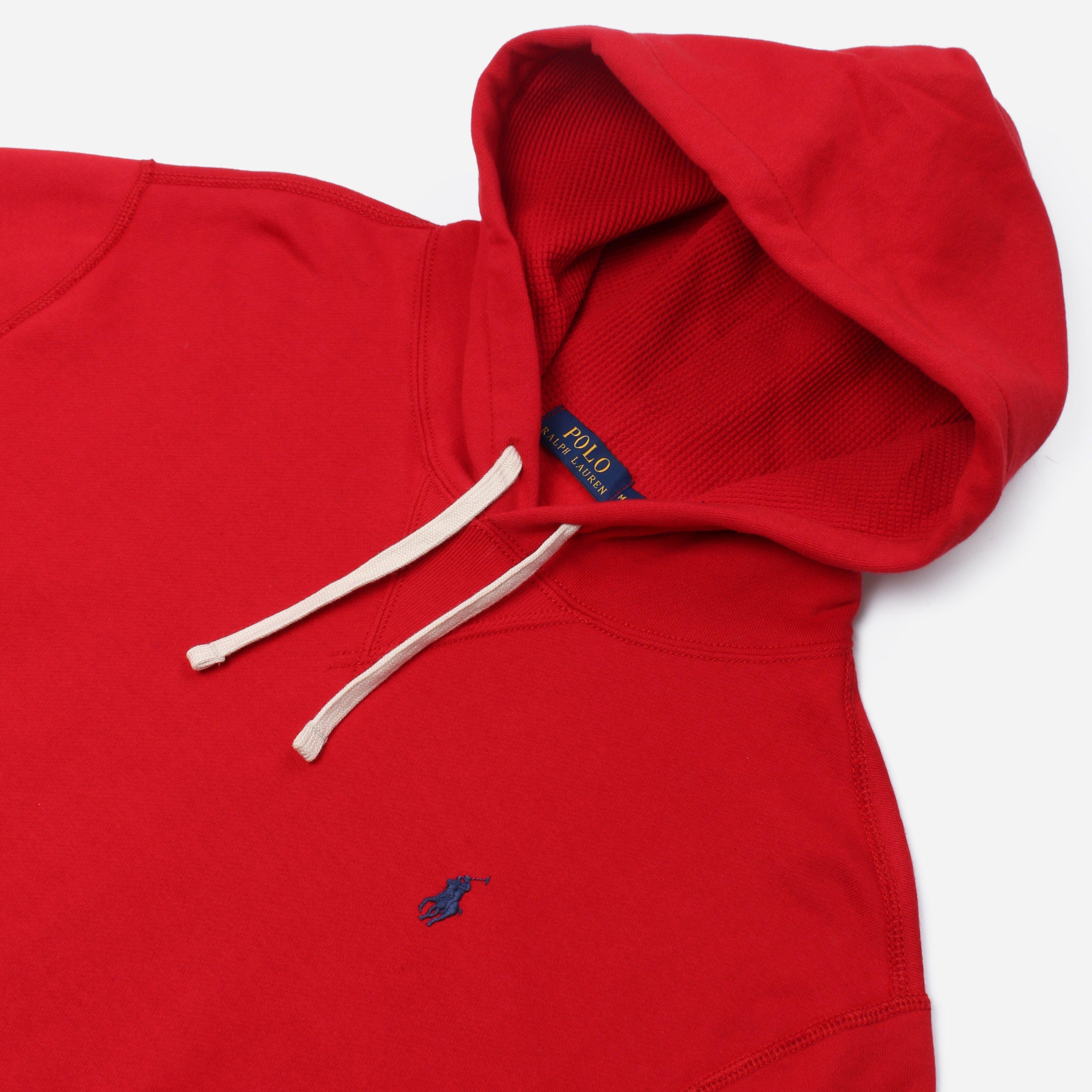 Polo Ralph Lauren Athletic Overhead Hoodie