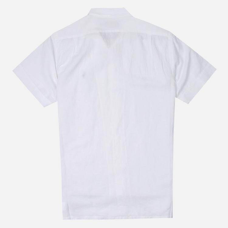 Polo Ralph Lauren Linen Tencel-Andy Camp Short Sleeve Shirt