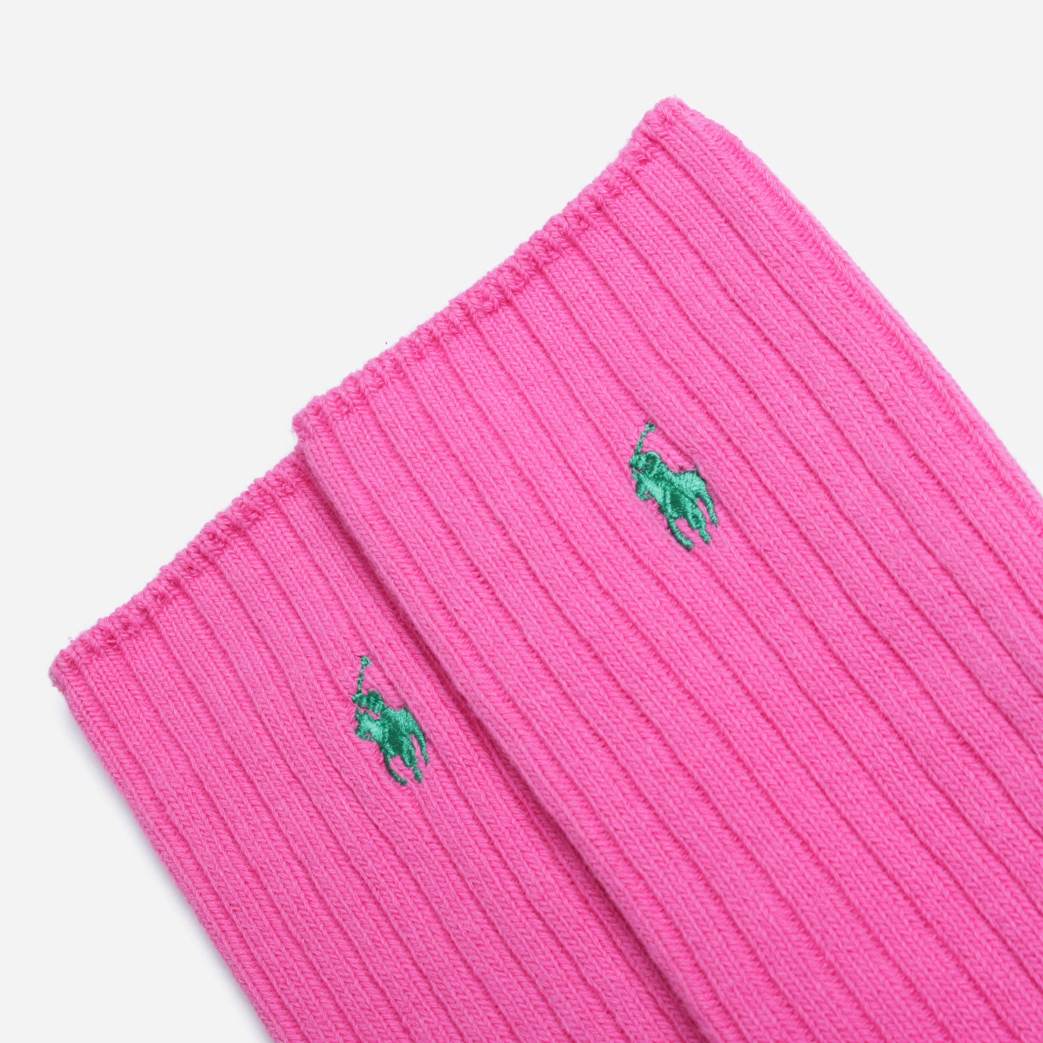 Polo Ralph Lauren Cotton Blend Classic Crew Socks