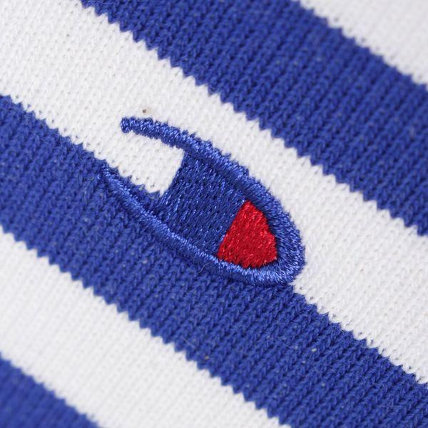 Champion Stripe Sweatshirt
