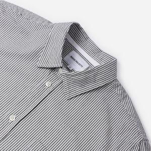 ee5f03df343 Norse Projects Osvald Seersucker Short Sleeve Shirt Norse Projects Osvald  Seersucker Short Sleeve Shirt
