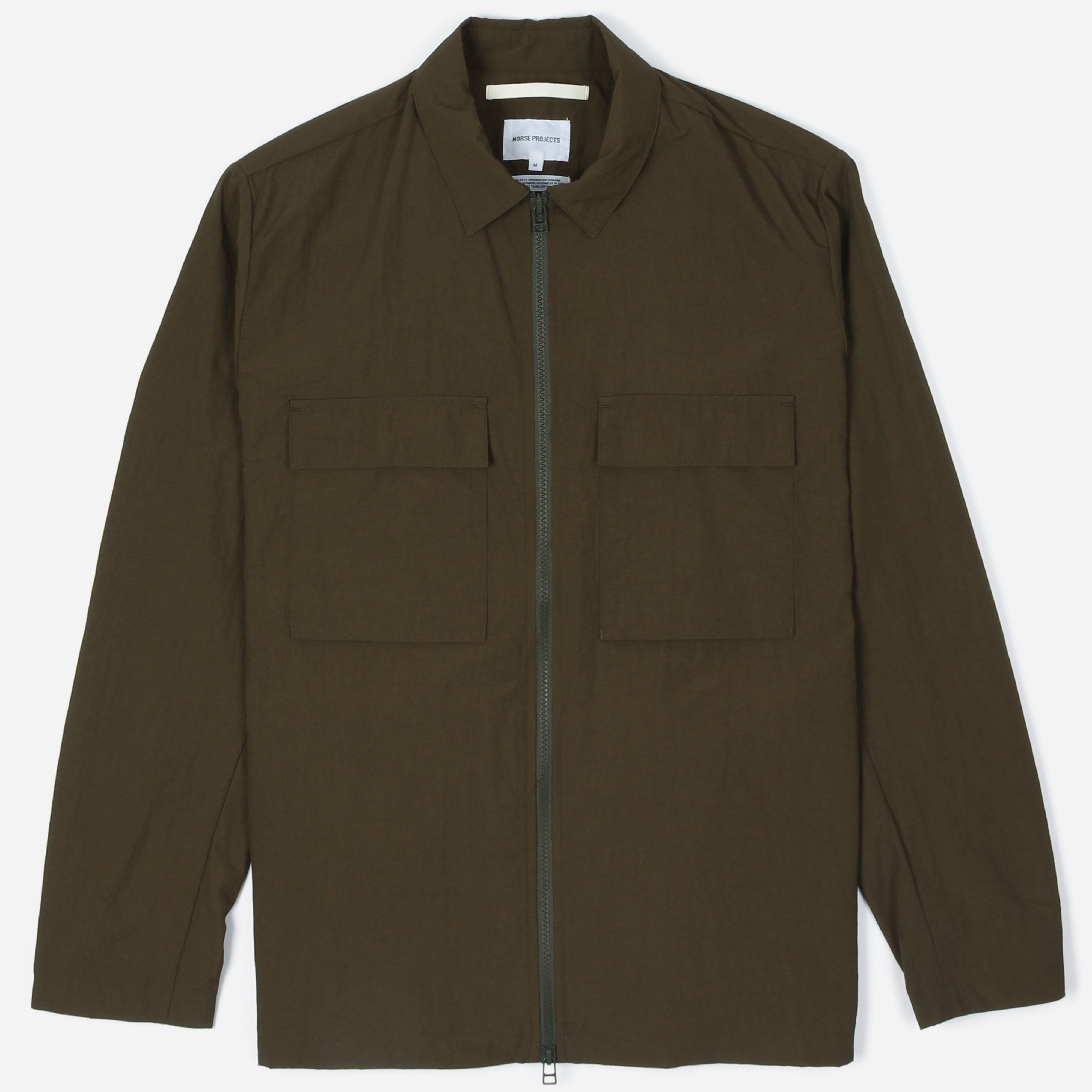 Norse Projects Jens Zip Through  Jacket