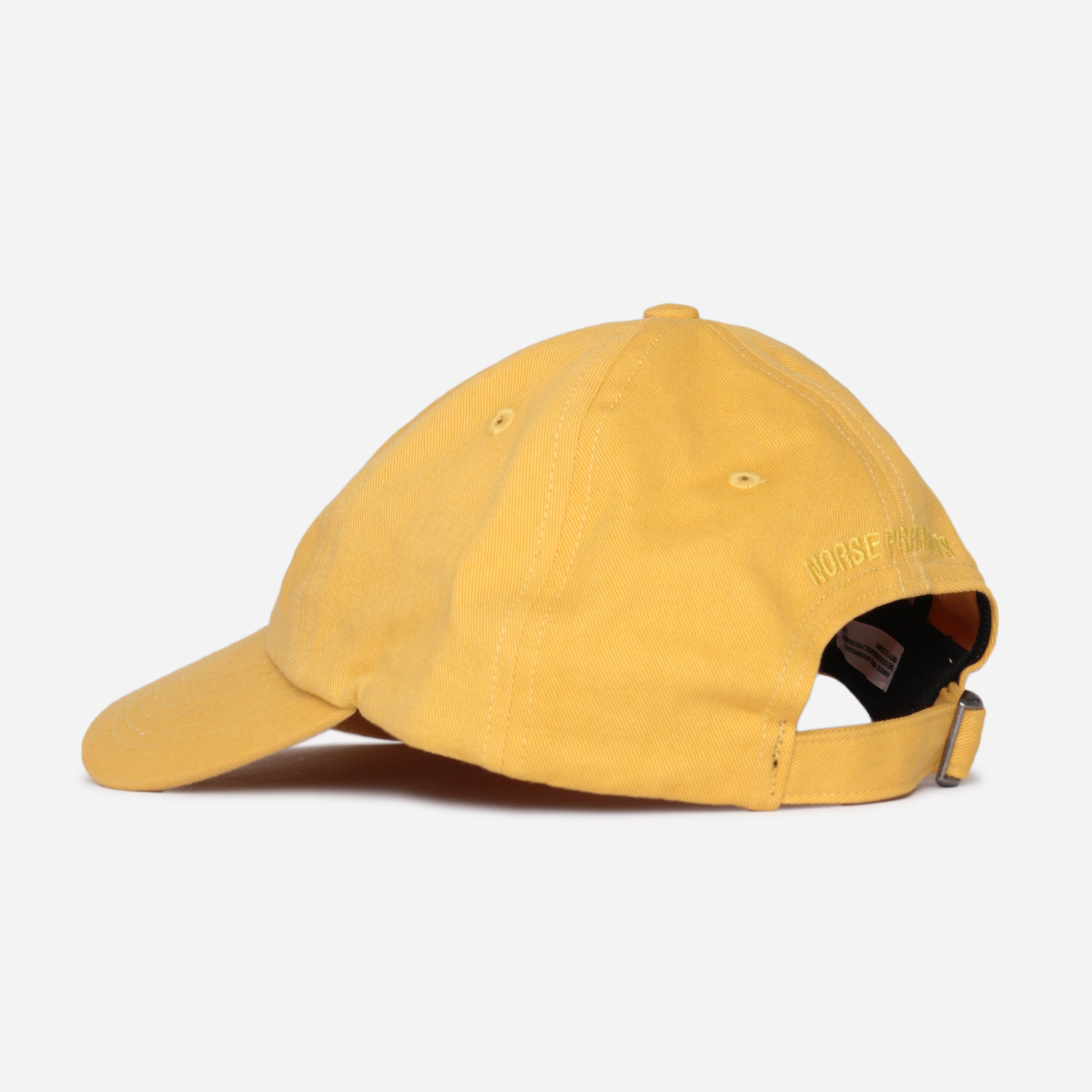 Norse Projects N80-0001 TWILL SPORTS CAP
