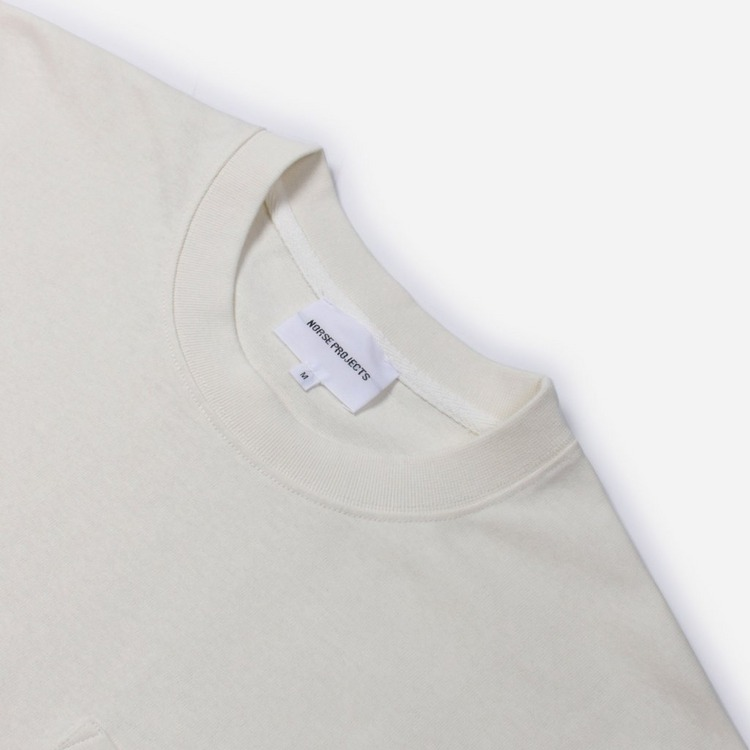 Norse Projects Johannes Pocket T-Shirt