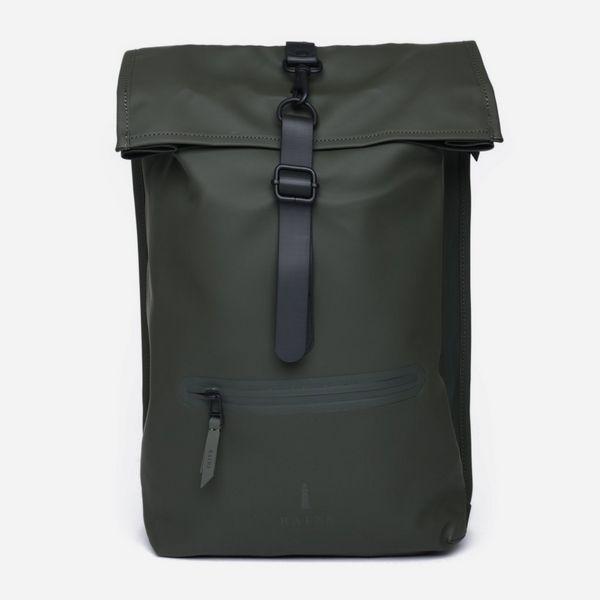 Rains Roll Top Backpack