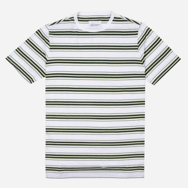 Albam Vintage Stripe T-Shirt