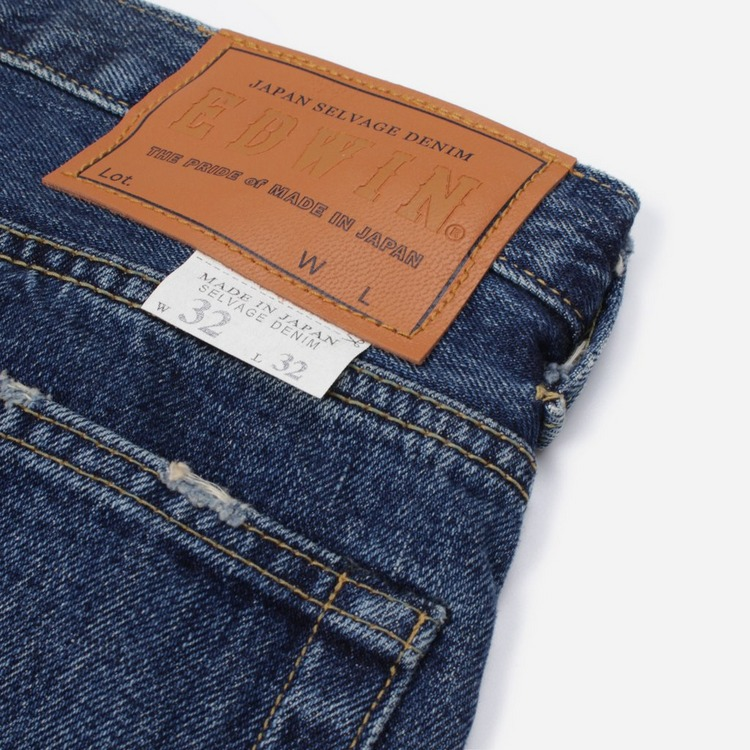 Edwin ED-55 Regular Tapered Jeans