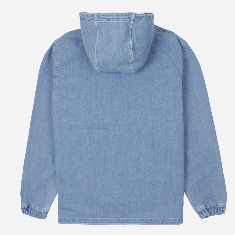 Edwin Hooded Popover Jacket