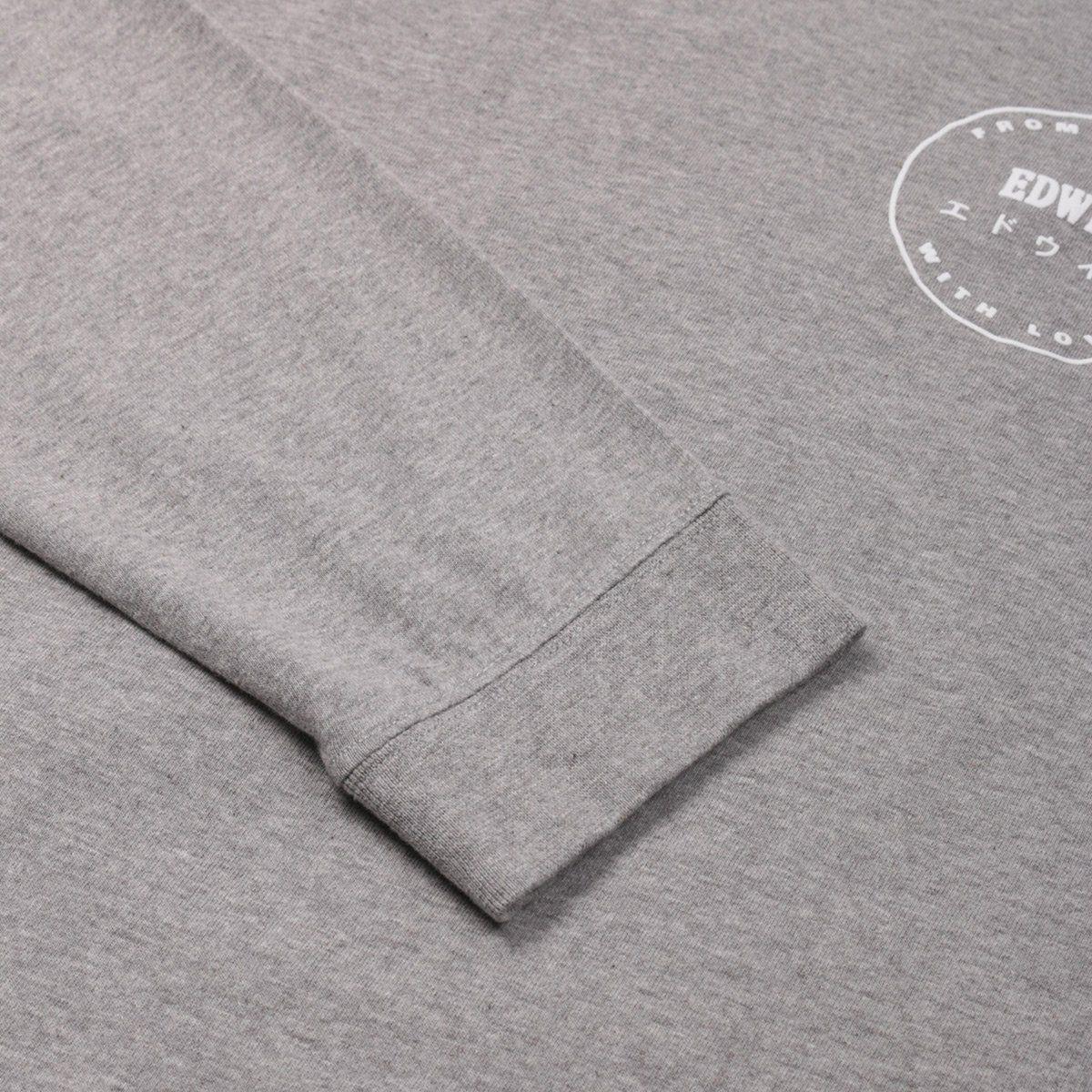 Edwin Trademark LS T-Shirt