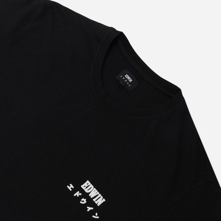 Edwin Chest Logo Short Sleeve T-Shirt