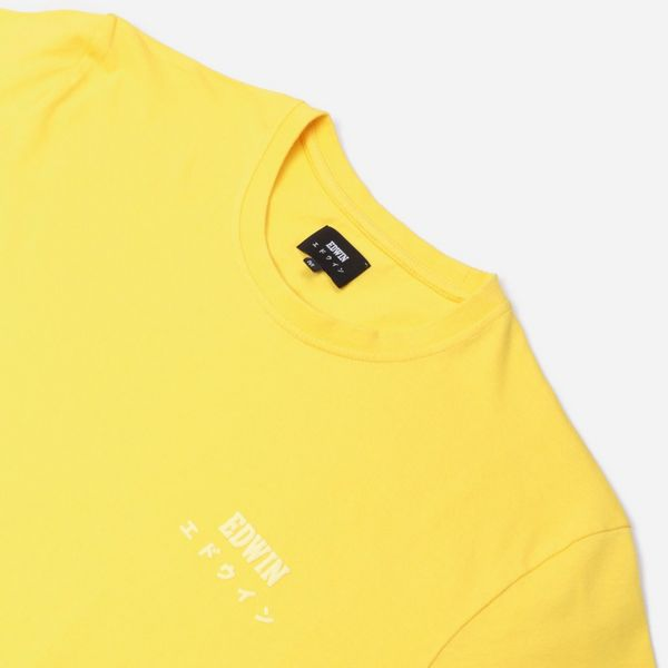 Edwin Chest Logo Short Sleeve T-Shirt