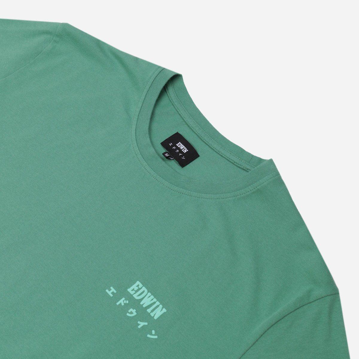 Edwin Chest Logo T-Shirt
