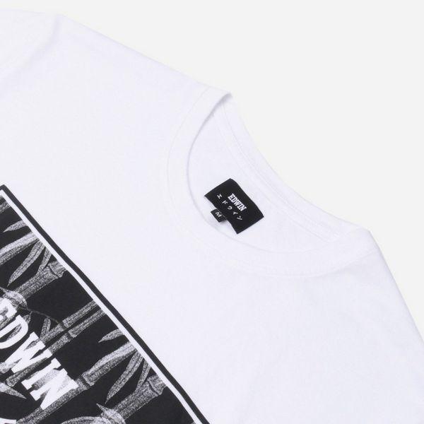 Edwin Bamboo Logo Short Sleeve T-Shirt