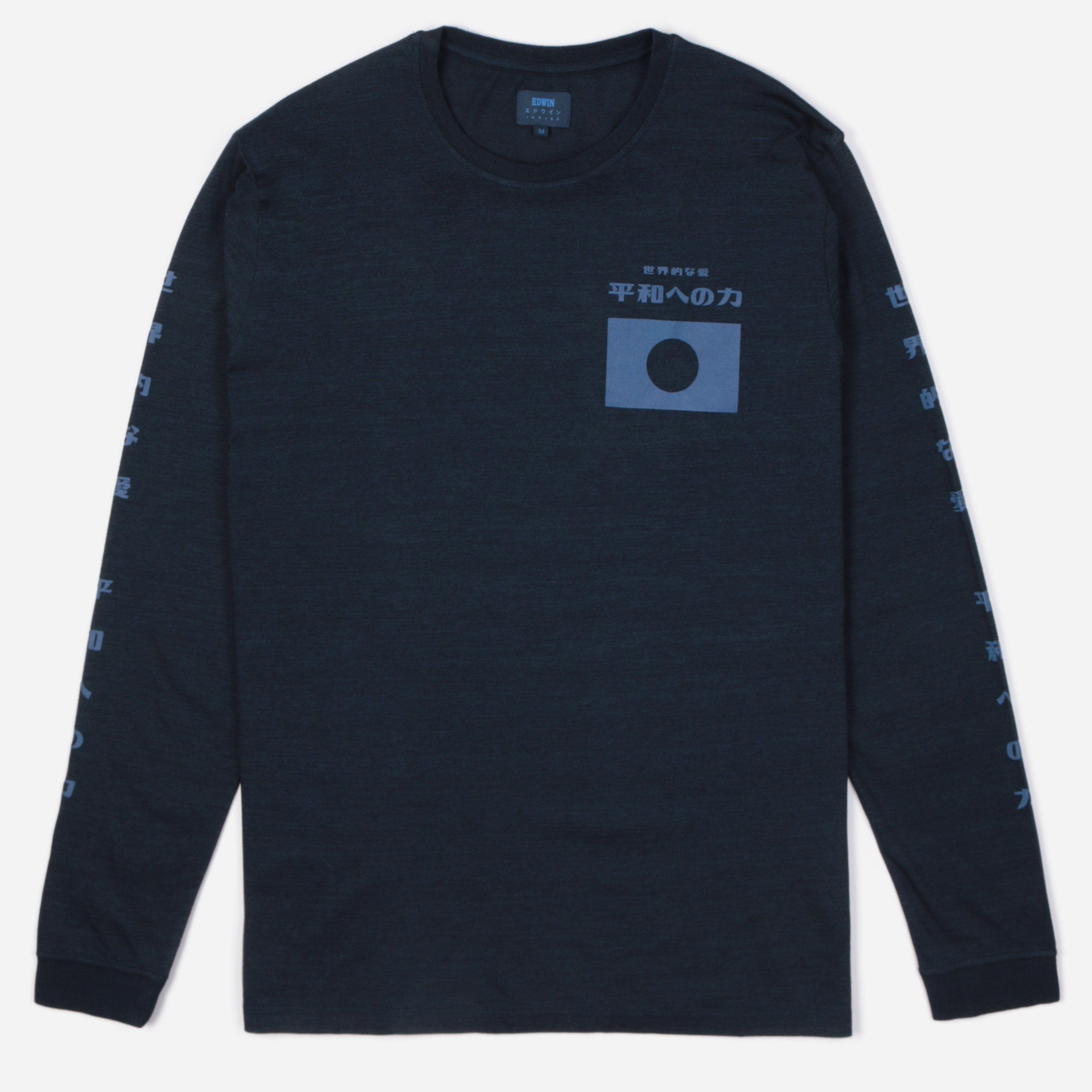 Edwin Bosozoku Dream LS T-Shirt