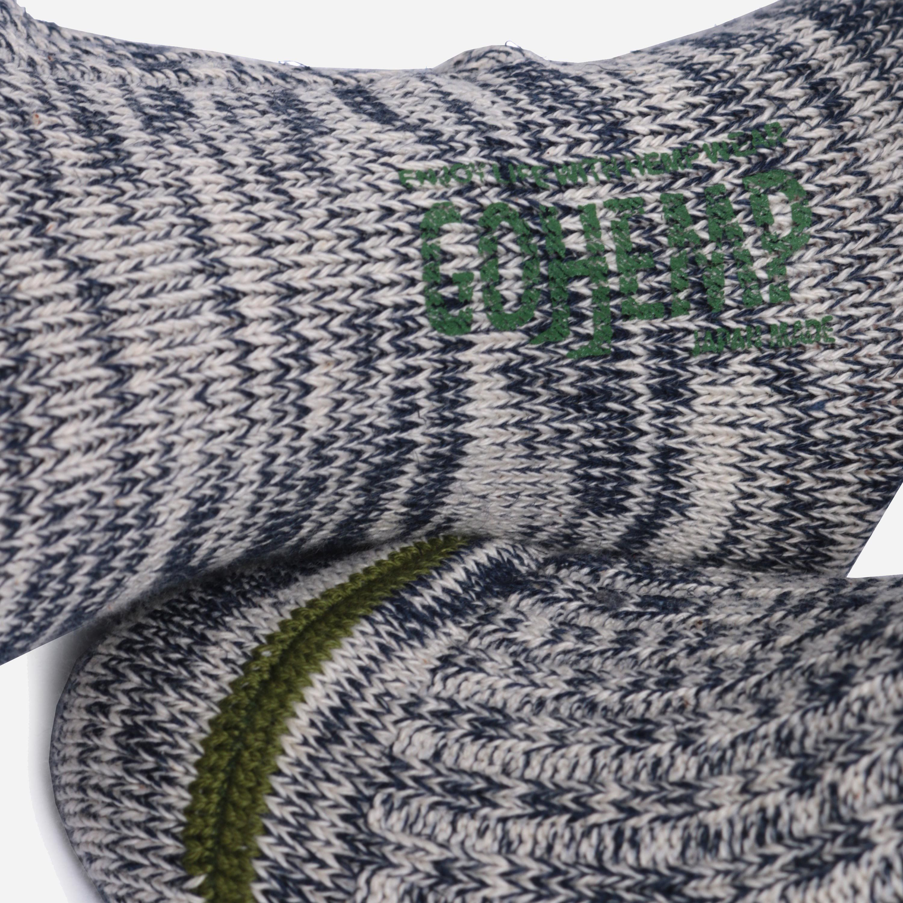 Anonymous Ism 15186000 GO HEMP OC CREW SOCKS