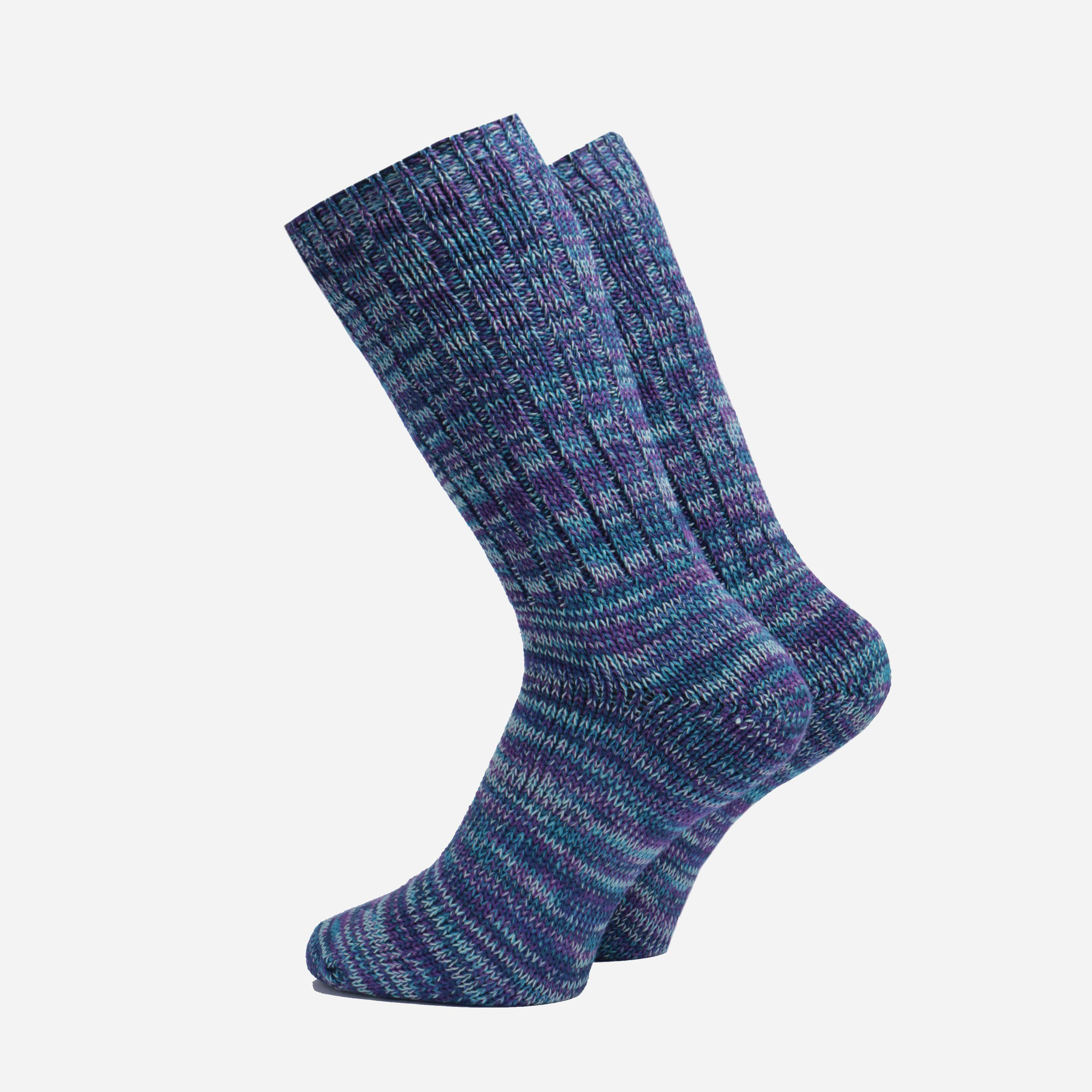 Anonymous Ism 15034900 5 COL MIX CREW SOCKS