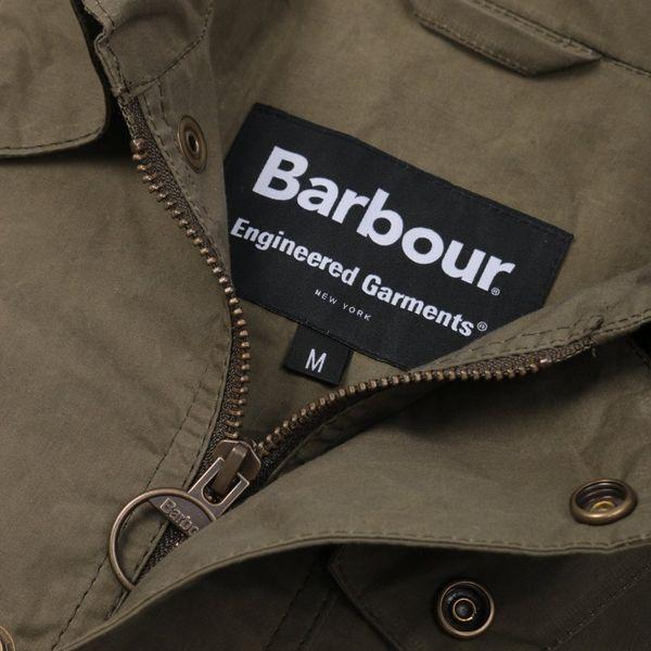 Barbour X Engineered Garments Unlined Graham Jacket