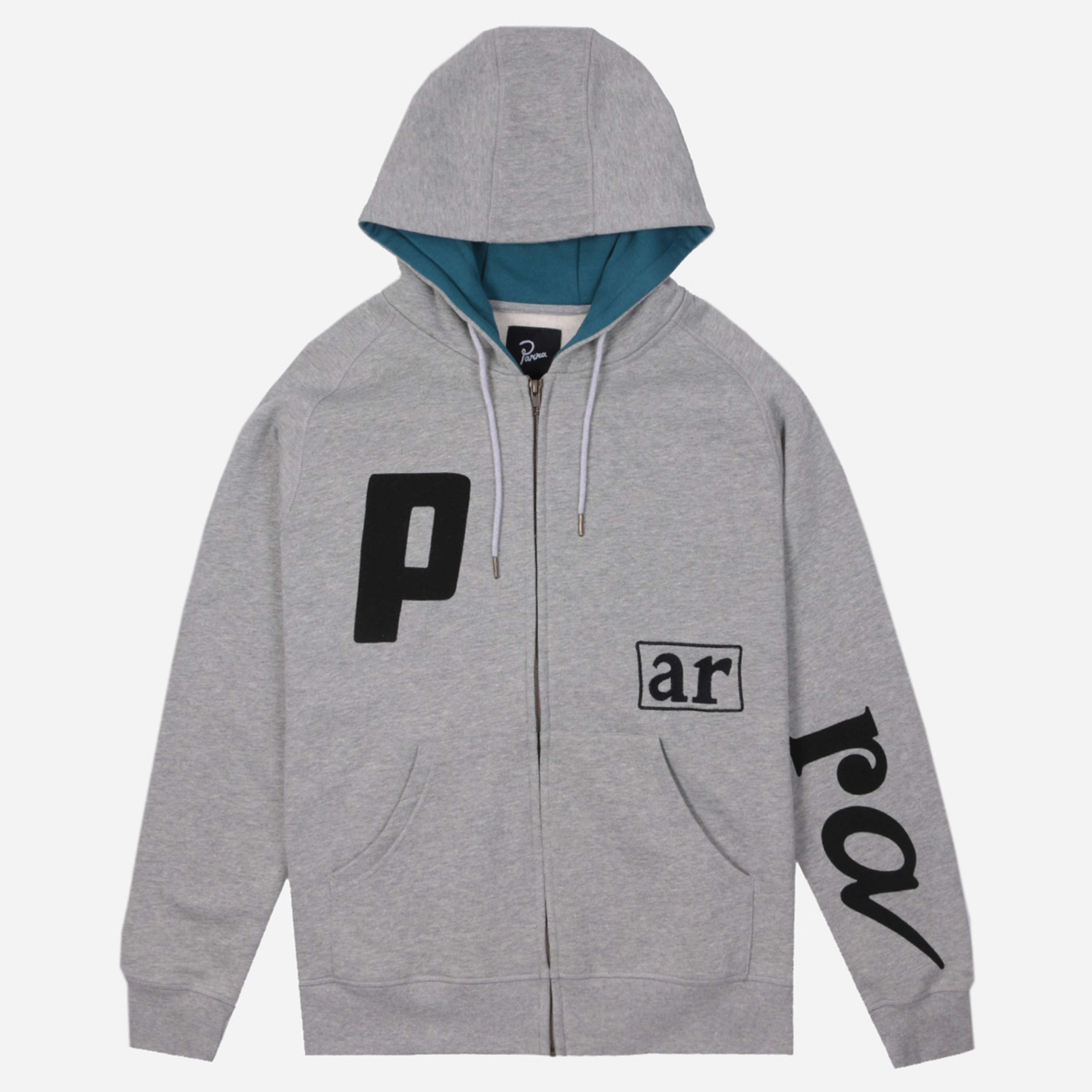 by Parra Script Logo Hoodie | The Hip Store