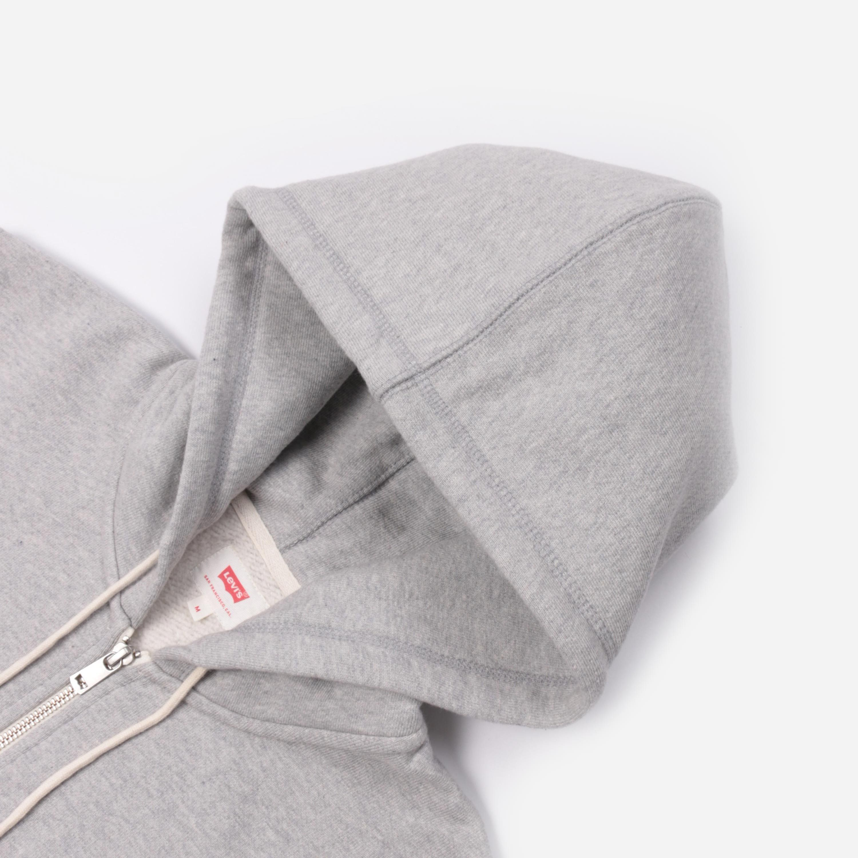 Levi's Red Tab Original Zip Up Hoodie