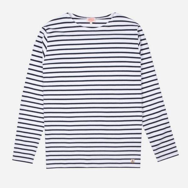 Armor Lux Mariniere Stripe T-Shirt