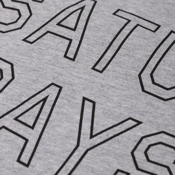 Saturdays NYC Bowery Covex Block Logo Sweatshirt