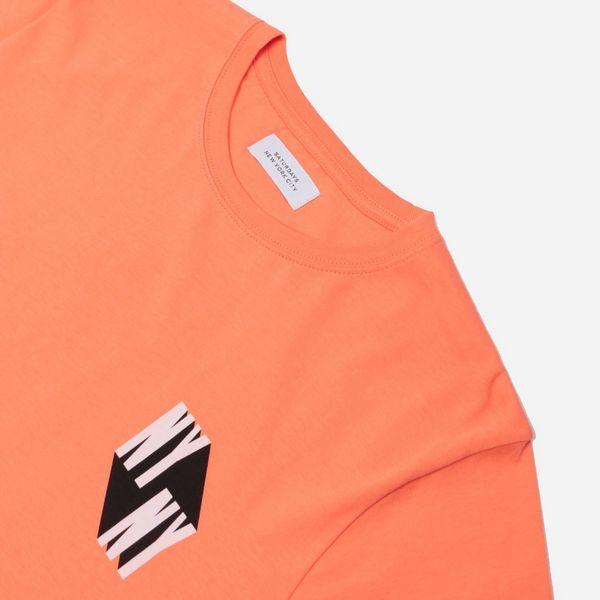 Saturdays NYC NY Shadow Long Sleeve T-Shirt
