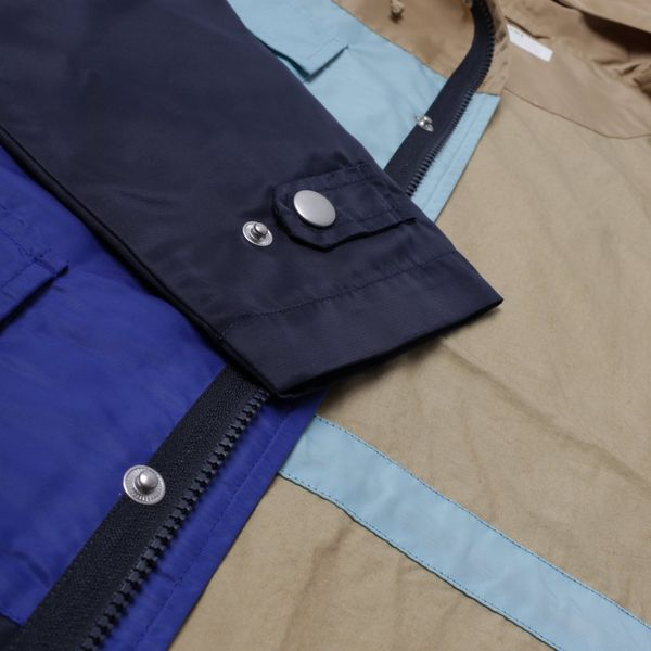 Universal Works Short Panel Parka Jacket