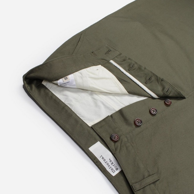 Universal Works Military Chino Pants